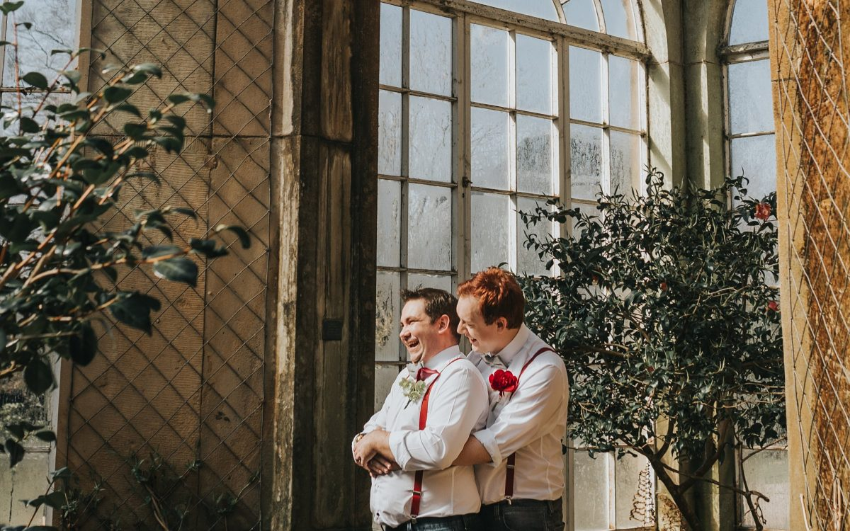 Yorkshire Same-Sex Wedding Photography | Chris + Ash