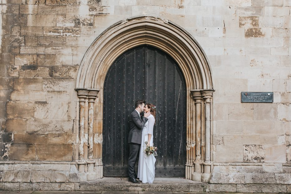 York City Centre Wedding